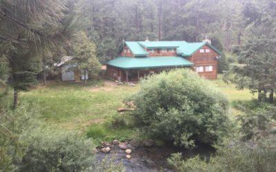Mammoth Creek Cabin