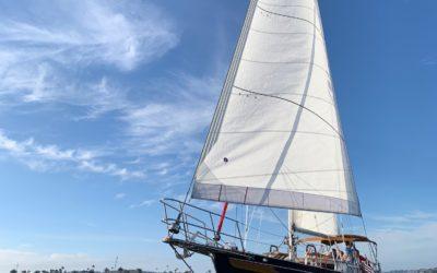 The Dauntless Sailboat