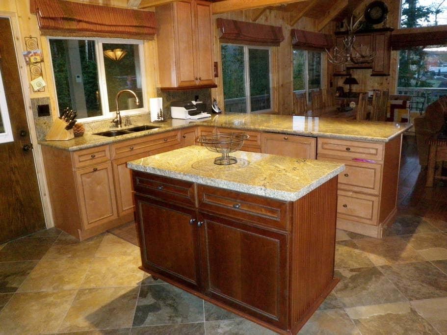 Top notch kitchen