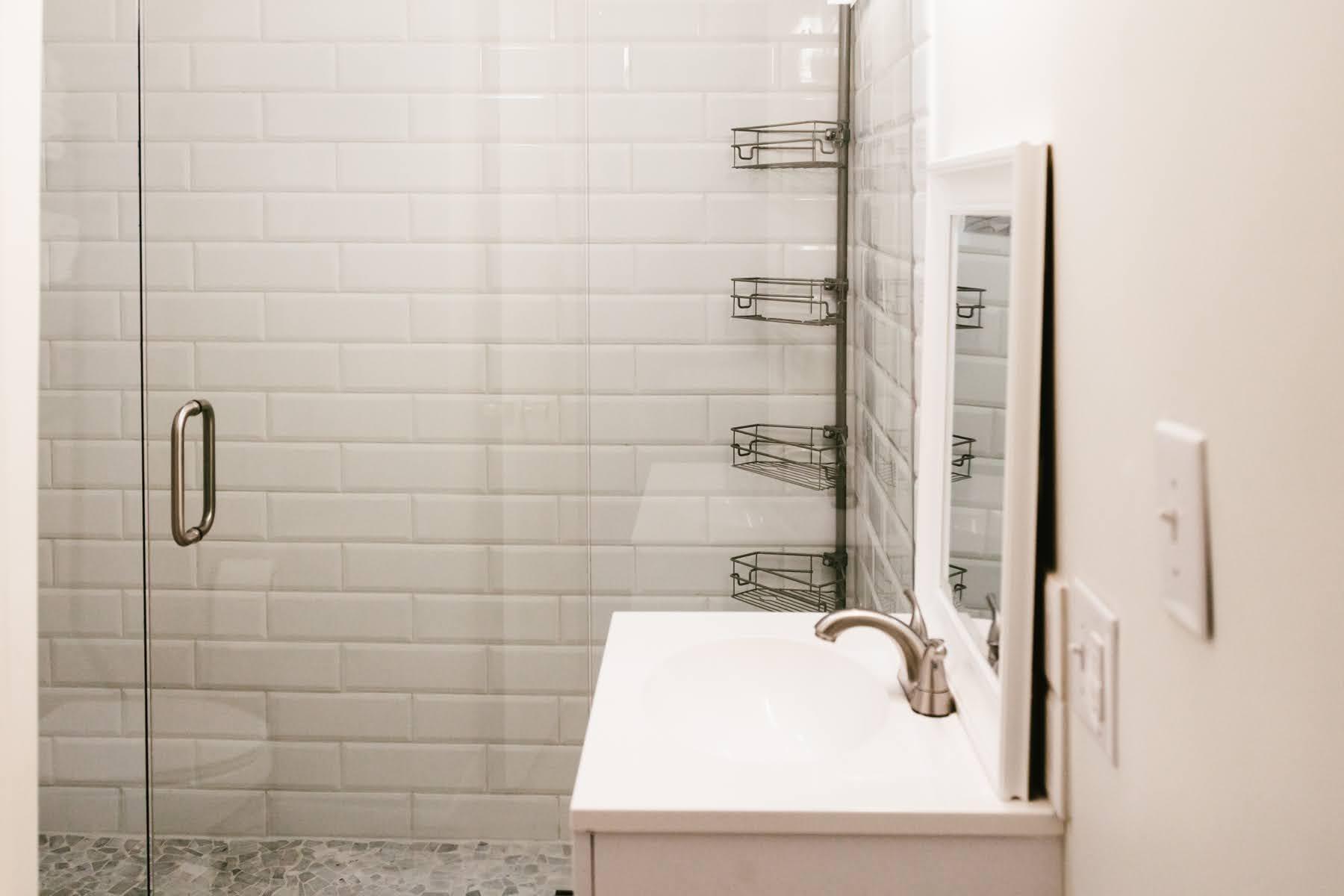 Bathroom 1: Brand new